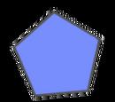 Pentagones Alpha