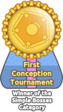 First.Conception.SimpleBosses.Award