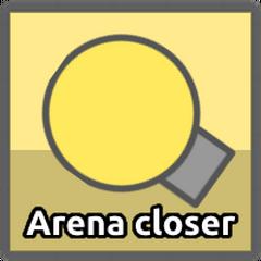 El Arena Closer fue el primer tanque con su propia AI