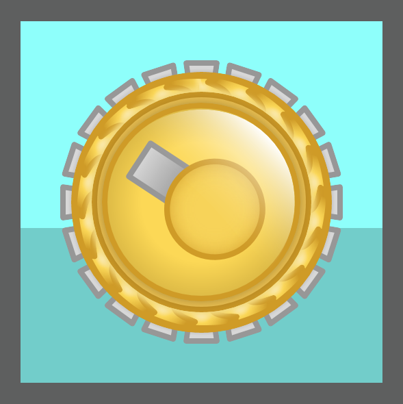 Wikia Conception Tournament Medal - Tanks Category