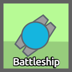 The green themed upgrade that Battleship gets when upgrading from Twin Flank