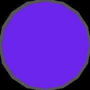 Diep.io.Polygons Hexadecagon