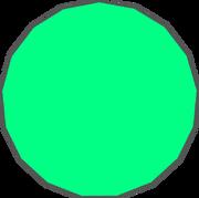 Diep.io.Polygons Heptadecagon