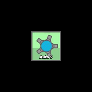 Xanh nâng cấp (Nâng cấp từ Quad Tank)
