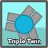 Triple Twin