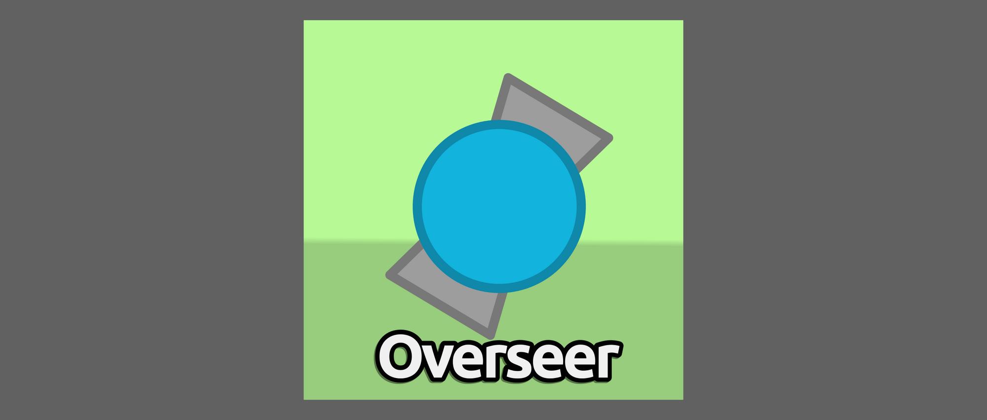 Overseer | Diep io Wiki | FANDOM powered by Wikia