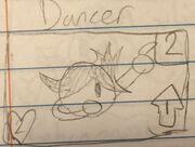 DancerCard