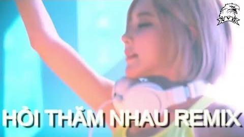 Hỏi Thăm Nhau Remix 2017 Lê Bảo Bình - DJ Đức Thiện ft. 2M【HD】