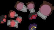 Zathus Enemies Dungeon Crawler Sample