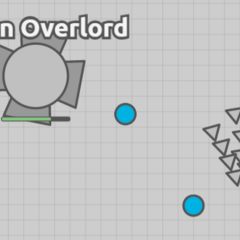 Fallen Overlord with drones