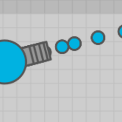 Example of the Streamliner's extreme rate of fire (reload is maxed out)