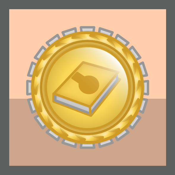 Wikia Conception Tournament Medal - Other Category