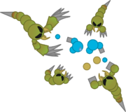 Zathsu Enemies Scorpio Battle
