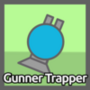 Ганнертрапер иконка
