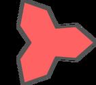 Diep.io.Polygons TriBladeGlitch