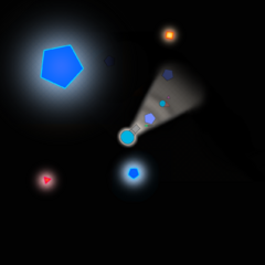 Same picture, but with corrected colors of the Glowing Polygons. By RenatoHox