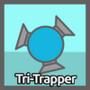 Три-трапер иконка