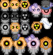 EToD Hesperian Minion Collection