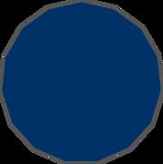 Diep.io.Polygons Navy Pentadecagon