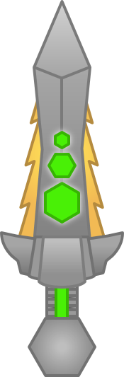 ZathsuGrav Weapon Hexen Swiper-2000 X G