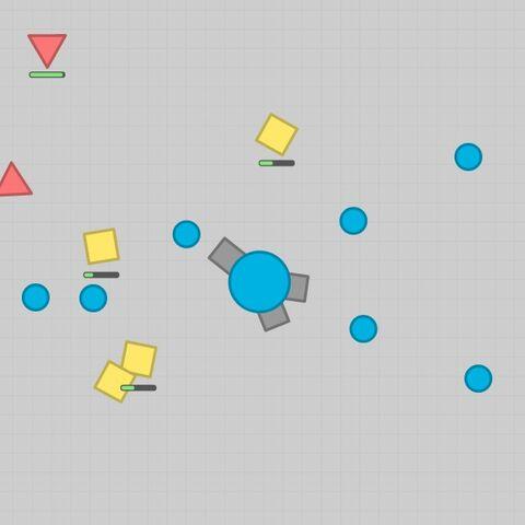 Tri-Angle sử dụng sự giằng co để đẩy về phía trước