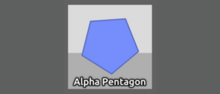 Diep.io.PolygonProfile AlphaPentagon NEW Nav