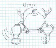 Octraxoriginalsketch