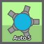 Авто-5 иконка