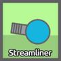 Стримлайнер иконка