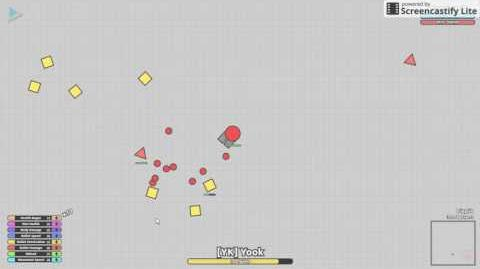 Why Do Motherships Only Get 468 HP? - Diep.io Yook