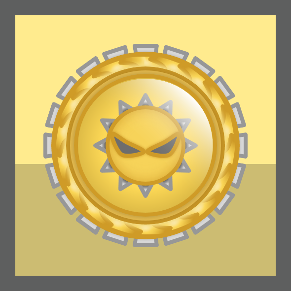 Wikia Conception Tournament Medal - Enemies Category