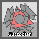 Custodian Icon