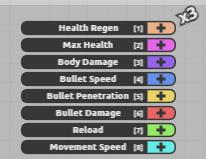 РПГ элементы