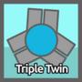 Триплтвин иконка