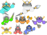 Polygon Disciples