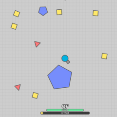 An Alpha Pentagon in sandbox mode