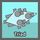 Diep.io.ProfileBoss Triad