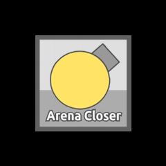 So sánh kích thước của Necromancer và Arena Closer cũ