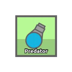 Sự xuất hiện của Predator trước khi nó được sáp nhập với X Hunter.