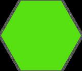Diep.io.GreenHexagonAlpha