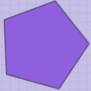 The old alpha pentagon before the second FFA Update