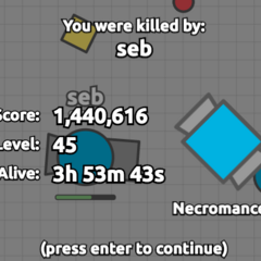 When killed by a normal Player