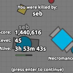 Khi bị giết bởi người chơi bình thường