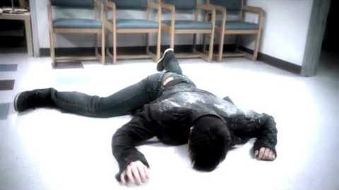 Teen Wolf 1x09 Hospital Fight Scene
