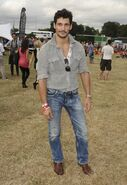 David Gandy in Diesel Larkee