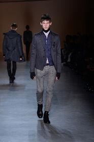 FW15-Milan-Mens-Black-Gold-catwalk-12
