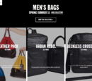 Men's bags spring summer 2015 campaign