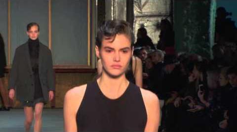 Black Gold Womenswear Fall Winter 2015 Show