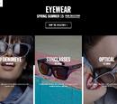 Eyewear spring summer 2015 campaign