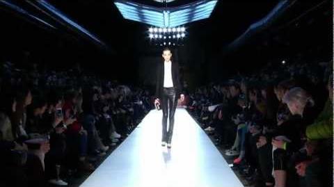 Black Gold Womenswear Fall Winter 2013 Show